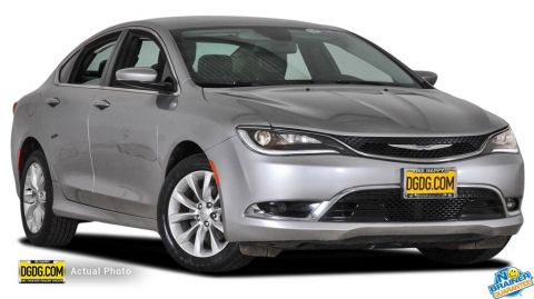 Used Chrysler 200 C