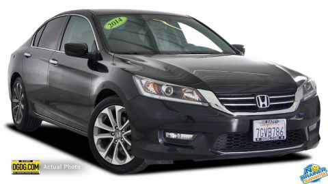 Used Honda Accord Sport