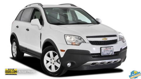Used Chevrolet Captiva Sport 2LS 2LS