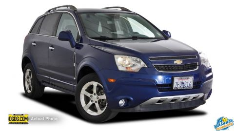 Used Chevrolet Captiva Sport LT