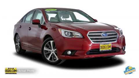 Certified Used Subaru Legacy 2.5i Limited