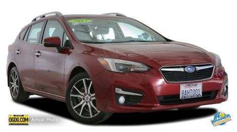 Certified Used Subaru Impreza 2.0i Limited