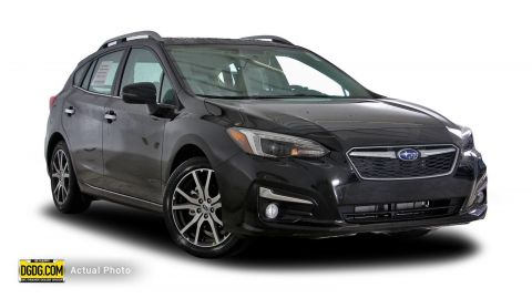 New 2018 Subaru Impreza Limited