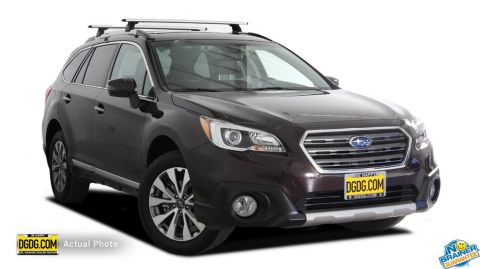 Certified Used Subaru Outback 2.5i Touring Package