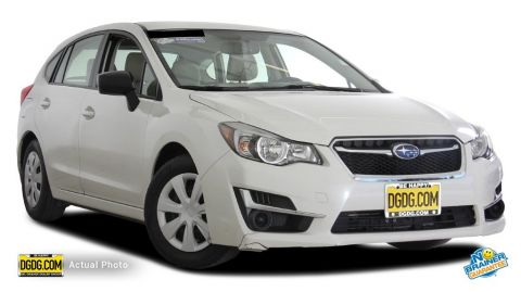 Used Subaru Impreza 2.0i manual