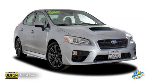 Used Subaru Impreza WRX Base