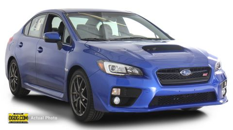 New Subaru WRX STI Limited