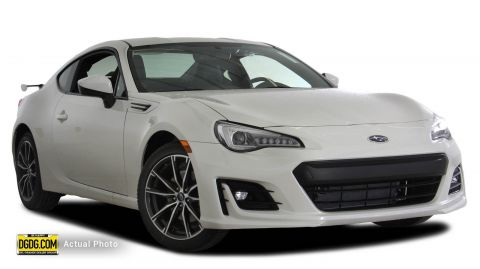 New Subaru BRZ Limited