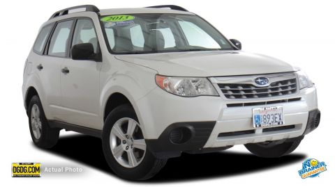 Used Subaru Forester 2.5X
