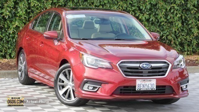 Certified Pre-Owned 2018 Subaru Legacy 2.5i Limited