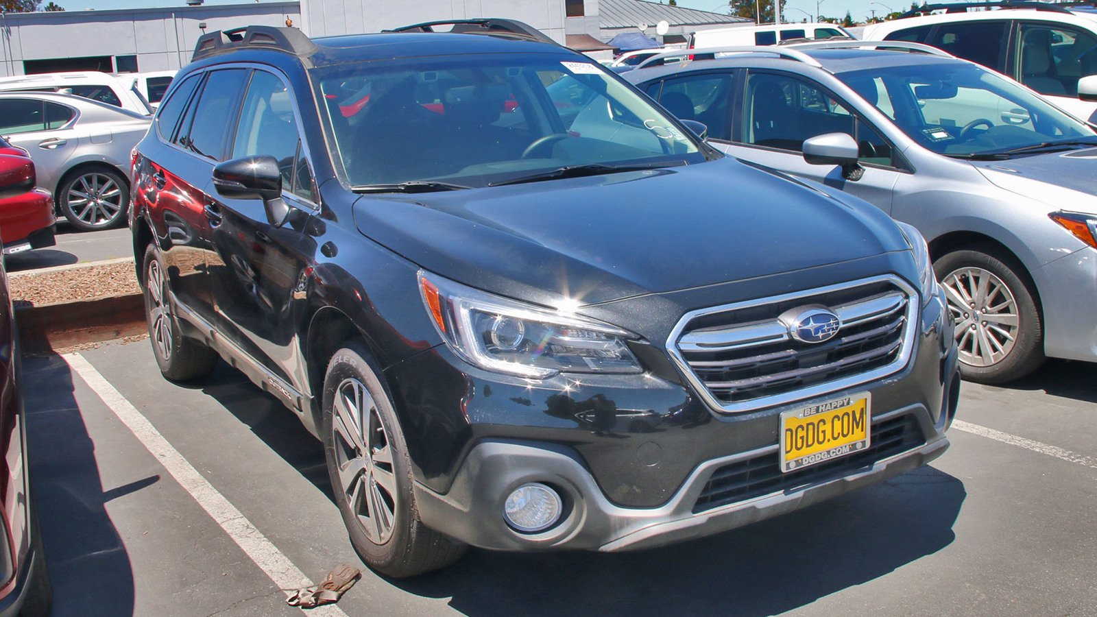 Certified Pre-Owned 2019 Subaru Outback 2.5i Limited