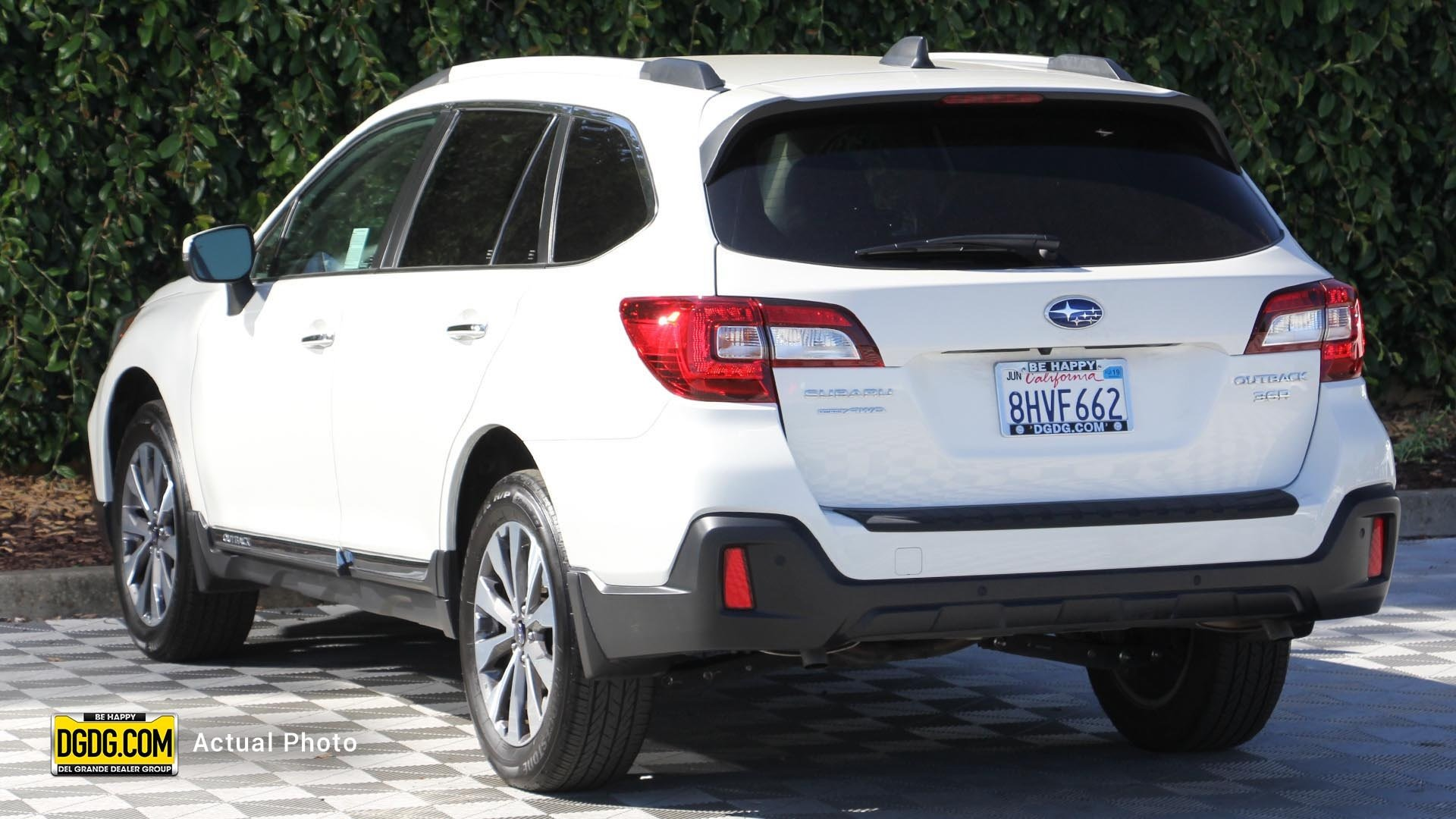 Certified Pre-Owned 2018 Subaru Outback 3.6R Touring