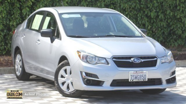 Certified Pre-Owned 2016 SUBARU IMPREZA WAGON N 3