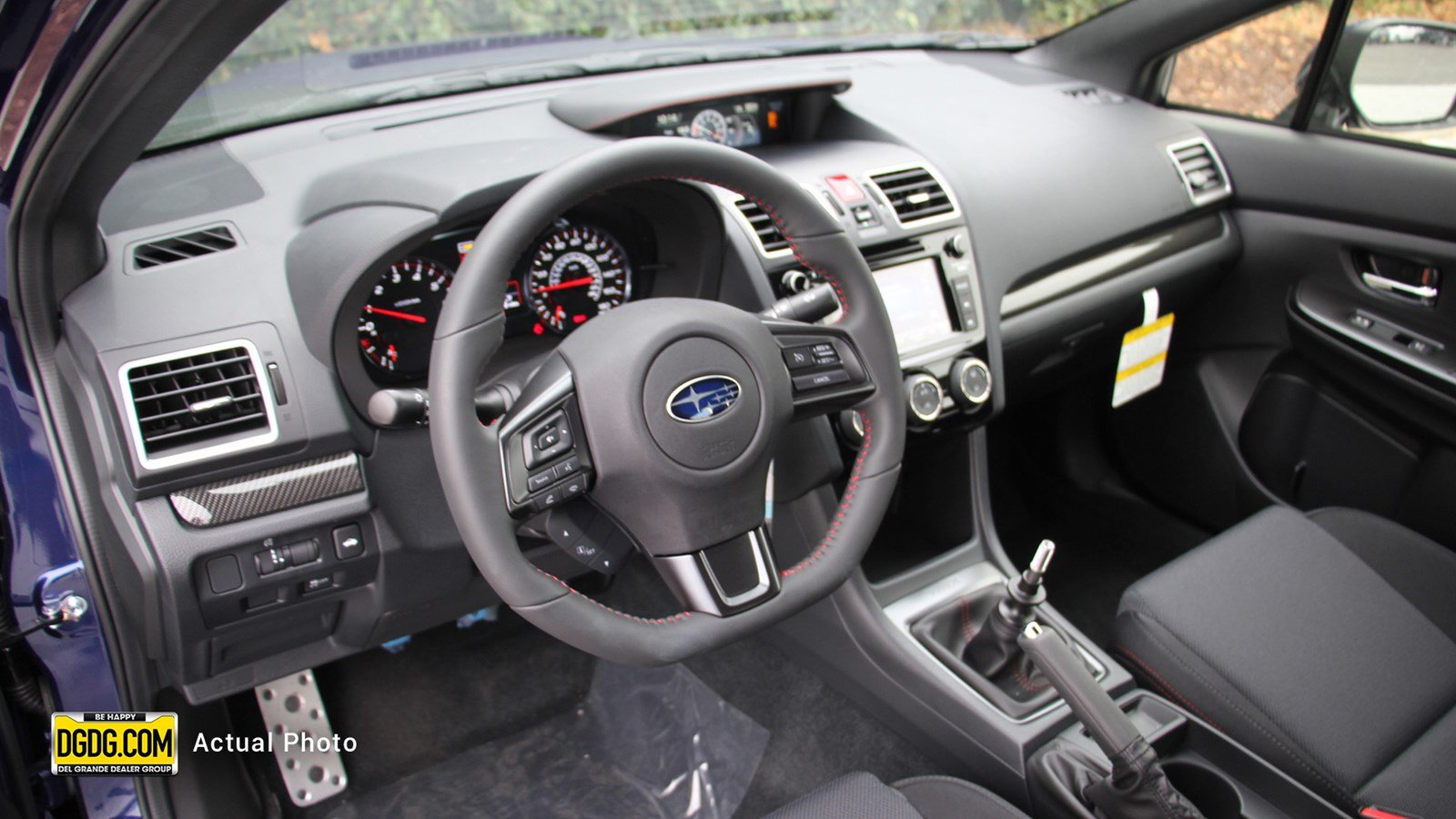 New 2020 Subaru WRX Base