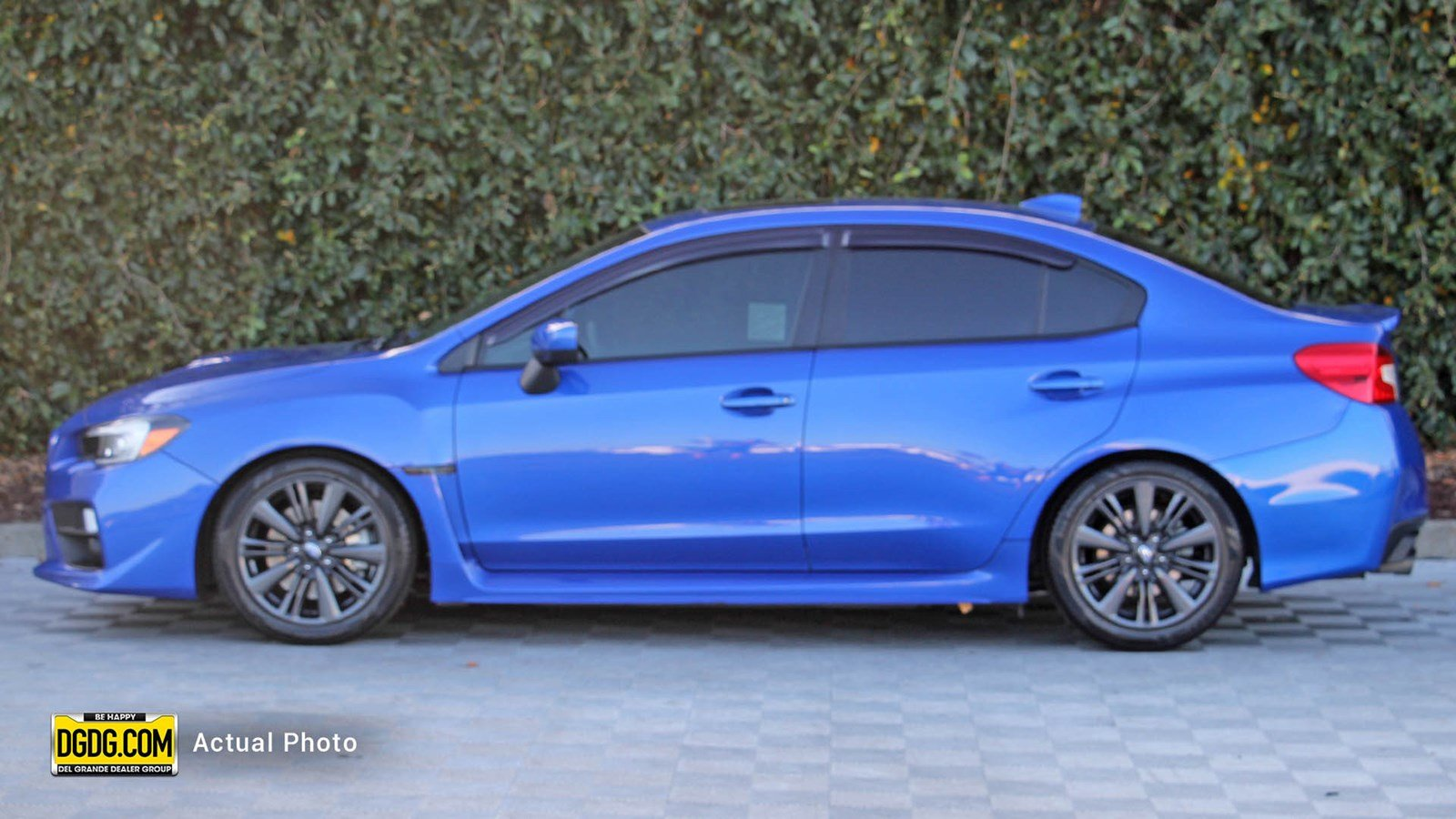 Pre-Owned 2015 Subaru Impreza WRX Limited