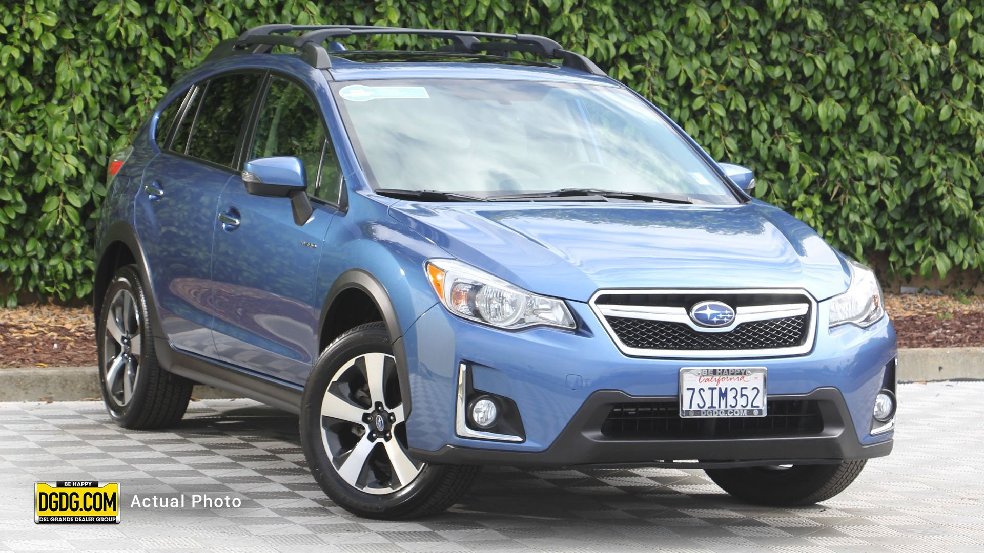 Certified Pre Owned 2016 Subaru Crosstrek Hybrid Touring
