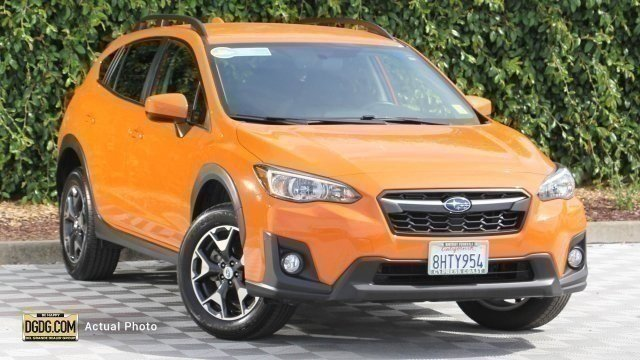 Certified Pre-Owned 2018 SUBARU CROSSTREK N 3