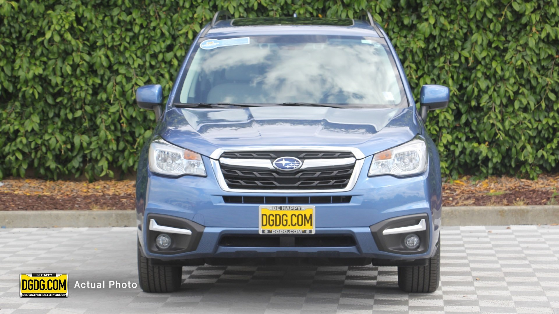 Certified Pre-Owned 2018 Subaru Forester 2.5i Premium