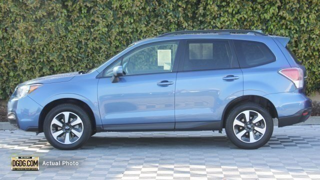 Certified Pre-Owned 2018 SUBARU FORESTER N 3