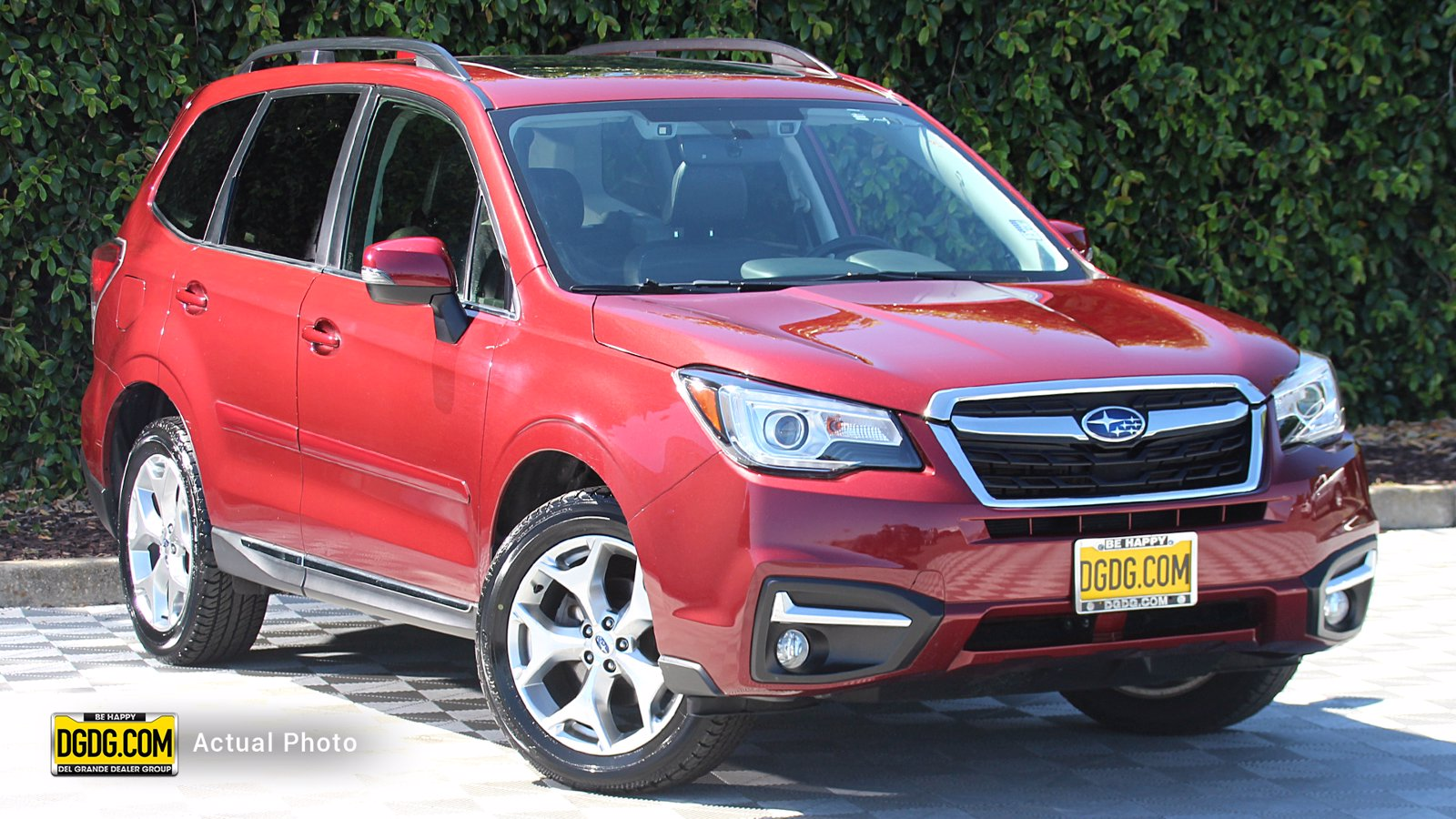 Certified Pre-Owned 2017 Subaru Forester 2.5i Touring