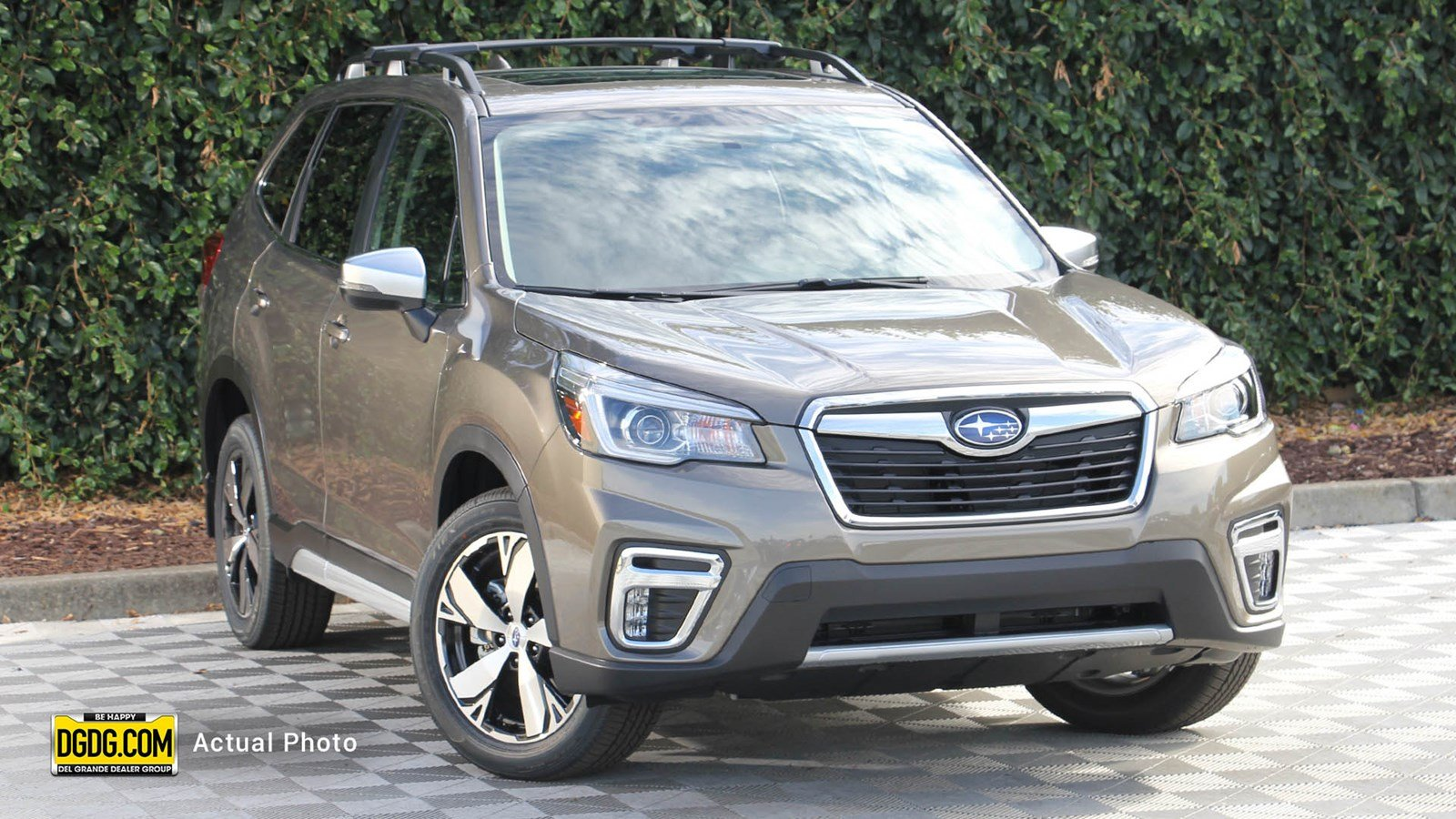 New 2020 Subaru Forester Touring