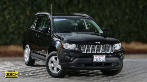 2017 Jeep Compass Latitude FWD 4D Sport Utility