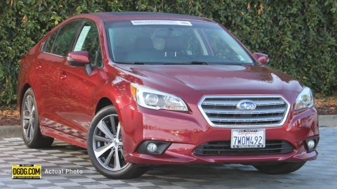 Certified Pre-Owned 2017 Subaru Legacy 2.5i Limited
