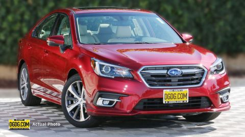 2019 Subaru Legacy Limited With Navigation & AWD