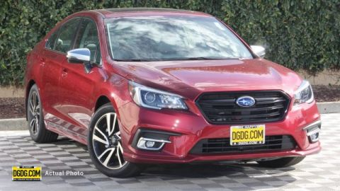 2019 Subaru Legacy 2.5i Sport With Navigation & AWD