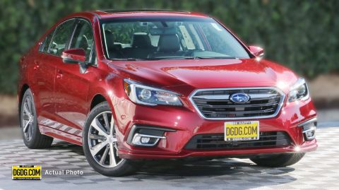2019 Subaru Legacy 3.6R Limited With Navigation & AWD