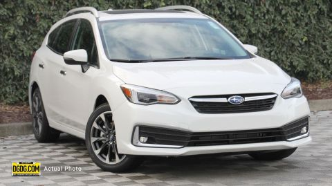 2020 Subaru Impreza 2.0i Limited Package With Navigation & AWD