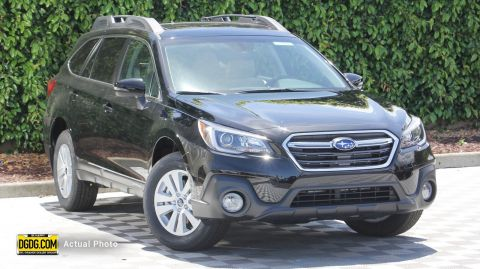 2019 Subaru Outback 2.5i Premium With Navigation & AWD