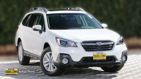 2019 Subaru Outback Premium With Navigation & AWD