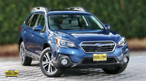 2019 Subaru Outback Limited With Navigation & AWD