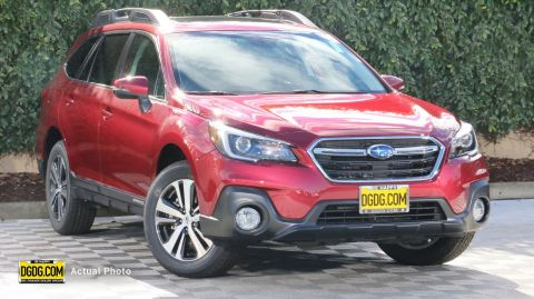 2019 Subaru Outback 2.5i Limited With Navigation & AWD
