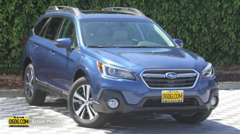 2019 Subaru Outback 3.6R Limited With Navigation & AWD