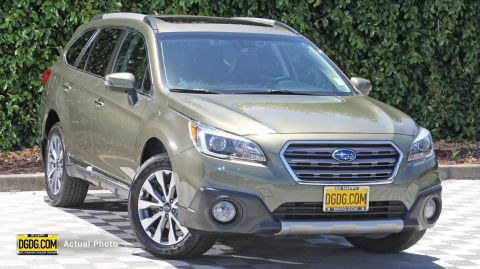 Certified Pre-Owned 2017 Subaru Outback 3.6R Touring