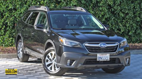 Certified Pre-Owned 2020 Subaru Outback Premium