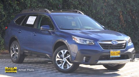 New 2021 Subaru Outback Limited