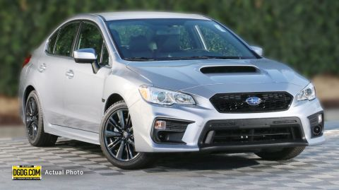 New 2019 Subaru WRX Base