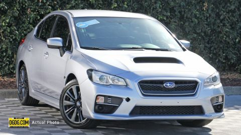 2017 Subaru WRX Base AWD
