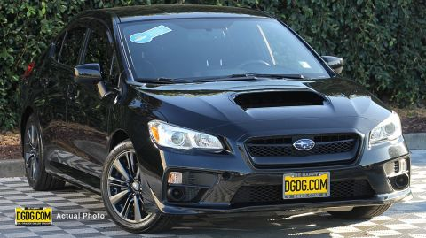 2016 Subaru WRX Base AWD