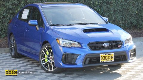 2020 Subaru WRX STi Limited With Navigation & AWD