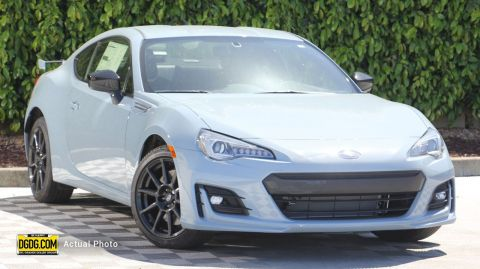 2019 Subaru BRZ Limited With Navigation