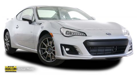 New 2018 Subaru BRZ Limited