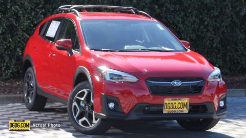 2020 Subaru Crosstrek 2.0i Limited AWD