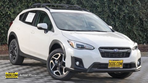 2020 Subaru Crosstrek 2.0i Limited With Navigation & AWD