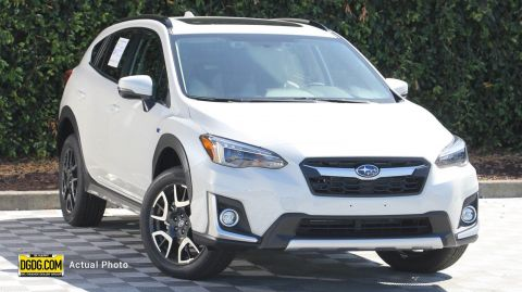 2019 Subaru Crosstrek Hybrid Hybrid With Navigation & AWD