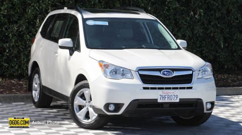 Certified Pre-Owned 2015 Subaru Forester 2.5i Limited