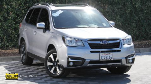 Certified Pre-Owned 2017 Subaru Forester 2.5i Limited